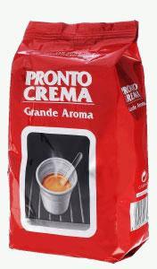 Кофе зерно LAVAZZA Pronto Crema 1 кг, фото 2