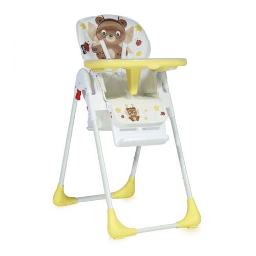 Стульчик для кормления Bertoni Tutti Frutti (yellow bears)