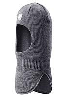 Зимняя шапка - шлем для мальчика Reima Starrie 518526-9400. Размеры 46 - 54., фото 1