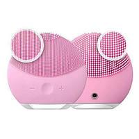 Электрическая силиконовая щетка-массажер для чистки лица Foreo Luna mini 2, фото 1
