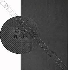 ГТО, GTO Itallia 023 (Bissell), р. 380*570*1.2 мм, цв. чёрный - резина подметочная/профилактика листовая