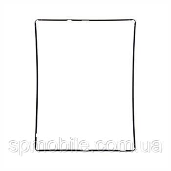 Рамка для сенсора iPad 3 з термоклеєм (Black)