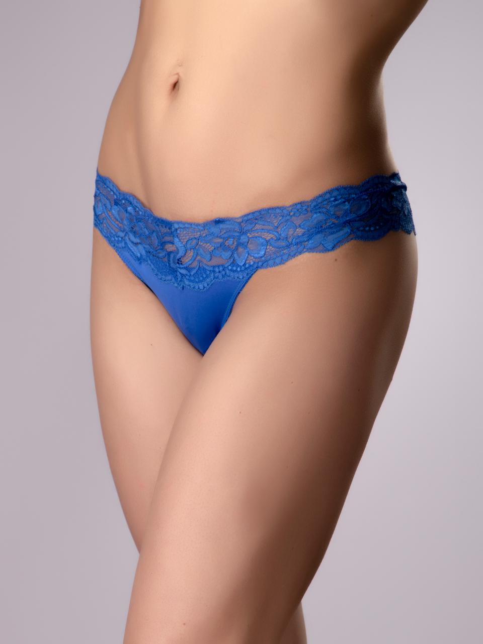 Трусики жіночі Acousma T6268H, колір Синій,  розмір S