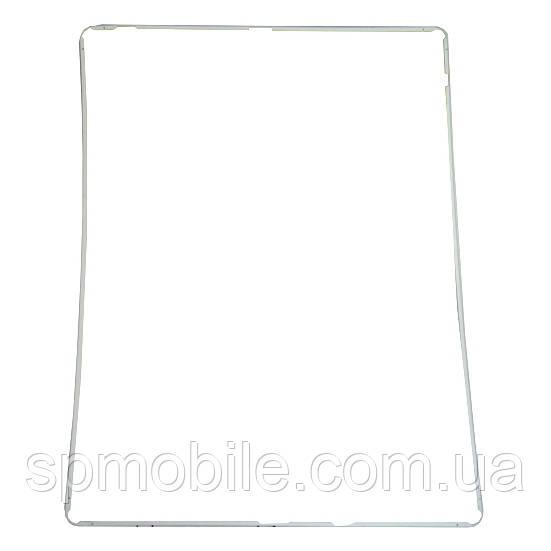 Рамка для сенсора iPad 2 з термоклеєм (White)