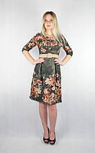 Женское модное деловое платье