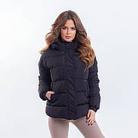 Женская куртка Indigo N 048T MONCLER BLACK