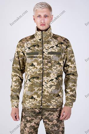 Флисовая Кофта Военная Пиксель, фото 2