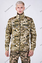 Флисовая Кофта Военная Пиксель