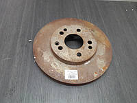 Диск тормозной передний FEBI 05230 (вентилируемый) 5 отверстий MERCEDES W124 85-97 284x22, фото 1