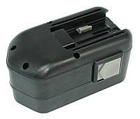 Аккумулятор для шуруповерта AEG B18 3.0Ah 18V Черный 437523, КОД: 1098769