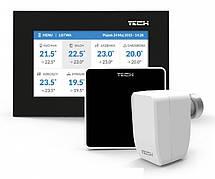 Кімнатний терморегулятор Tech WiFi 8S