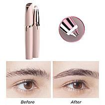 Триммер для бровей flawless brows Finishing touch, фото 3