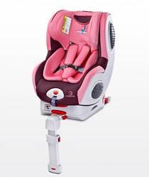Автокресло Caretero Champion Isofix (0-18 кг) - pink