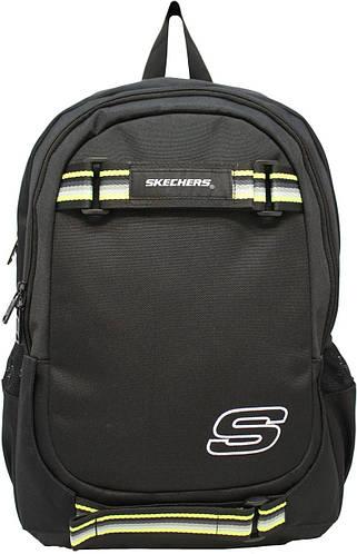 Городской, спортивный рюкзак 21 л. Skechers Traveler 76904;06 черный