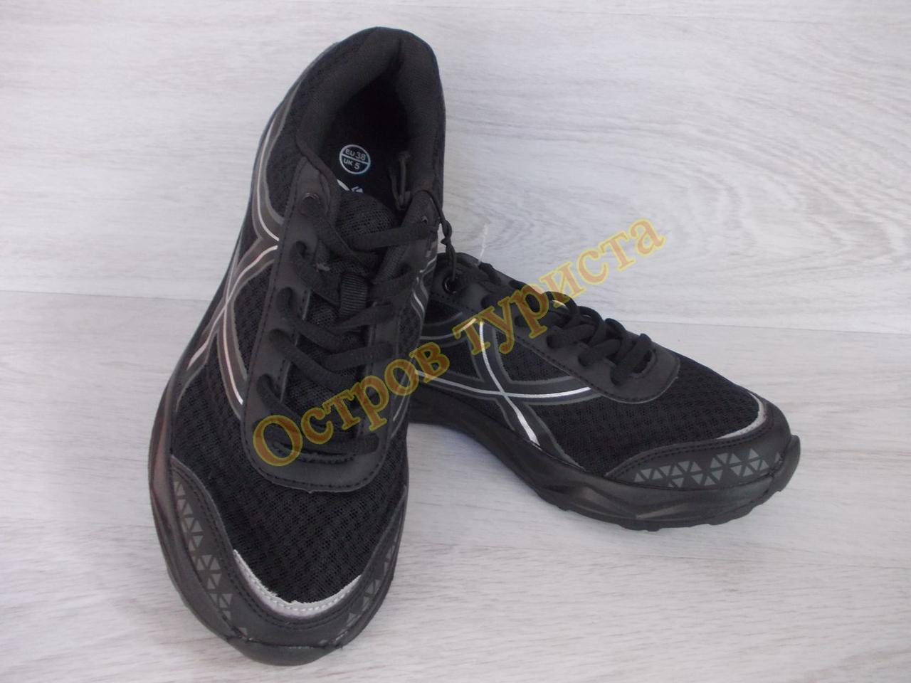 Кроссовки  Crivit 309060  размер 38 стелька 25см черные