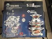 Набор посуды,кастрюль Z.P.T.R.International z.p.-1718