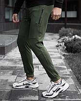 """Мужские спортивные штаны фирменные Pobedov trousers """"Kobra 11"""" Khaki, фото 3"""