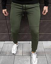 """Мужские спортивные штаны фирменные Pobedov trousers """"Kobra 11"""" Khaki, фото 2"""