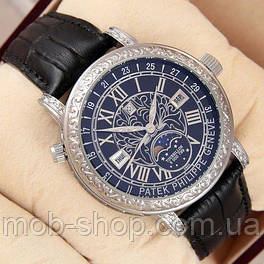 Наручные часы Patek Philippe Grand Complications 6002 Sky Moon Black-Silver-Black