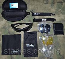 Тактические очки для защиты от ультрафиолета, код : 500.