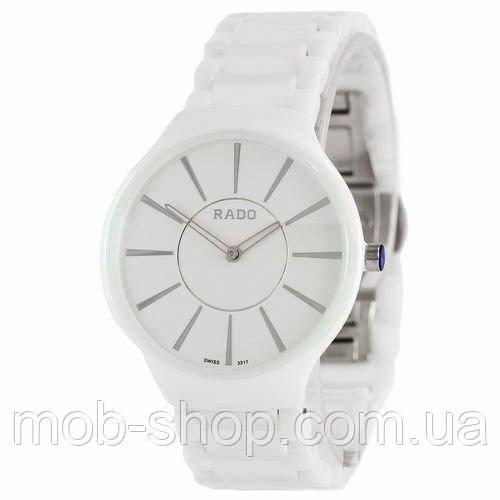 Наручные часы Rado True Thinline White-Silver