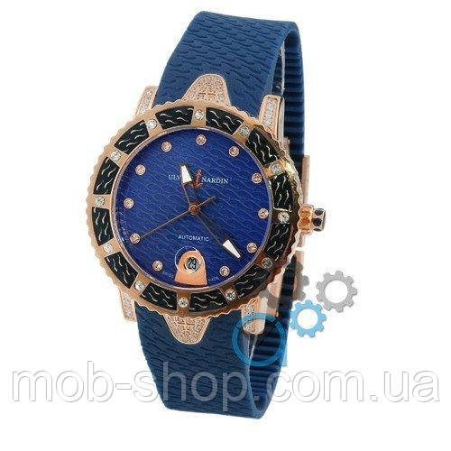 Наручные часы Ulysse Nardin Marine Lady Diver Blue-Gold-Blue