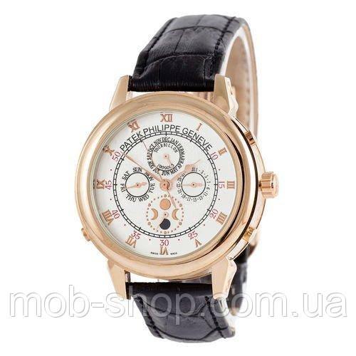 Наручные часы Patek Philippe Grand Complications 5002 Sky Moon Black-Gold-White