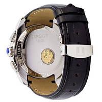 Наручные часы Tissot T-Classic Couturier Automatic Alternative Black-Silver-Black, фото 2