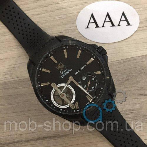 Наручные часы Tеg Hauer Grand Carrera Pendulum All Black