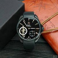Наручные часы Tеg Hauer Grand Carrera Pendulum All Black, фото 2