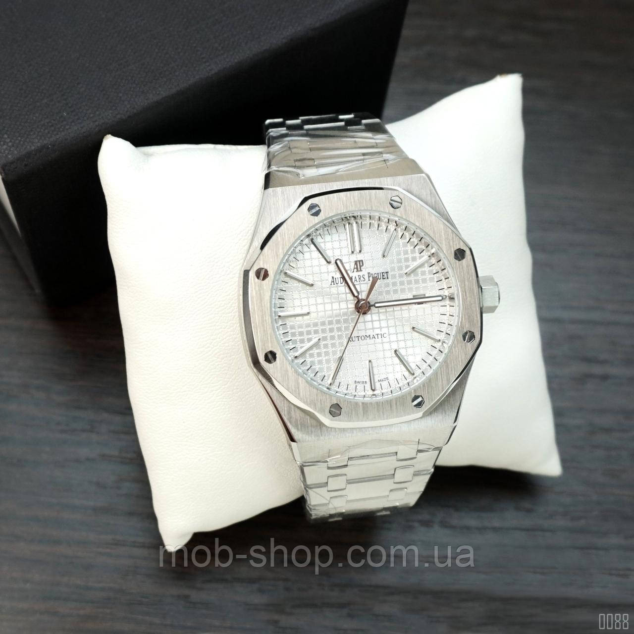 Наручные часы Audemars Piguet Royal Oak Silver-White 0788