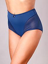 Трусики женские Acousma 30058-1H, цвет Темно-Синий, размер L