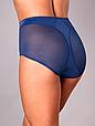 Трусики жіночі Acousma 30058-1H, колір Темно-Синій,  розмір L, фото 2