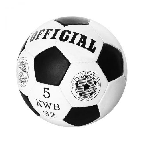 "М'яч футбольний ""OFFICIAL"", 4-ох шарове покриття, латексна камера, вага 420г, 2000\1А"