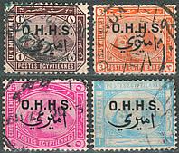 Египет 1907 год