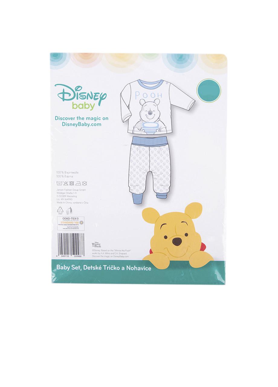 Детская пижама Disney для мальчика 86/92