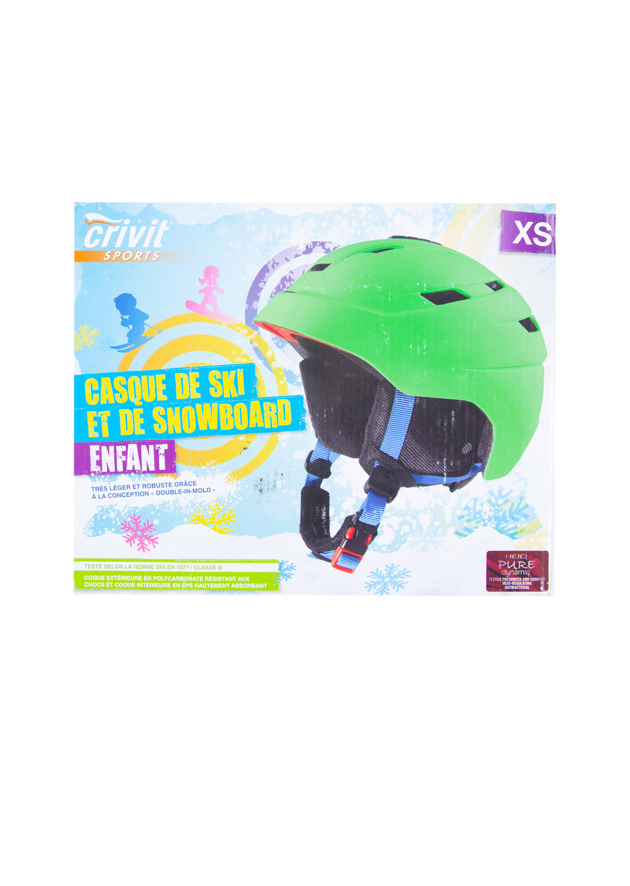 Детский лыжный и сноубордический шлем,ХS
