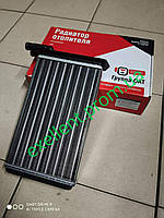 Радиатор отопителя ваз 2108-2115,ДААЗ