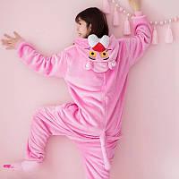 Кигуруми розовая пантера NEW