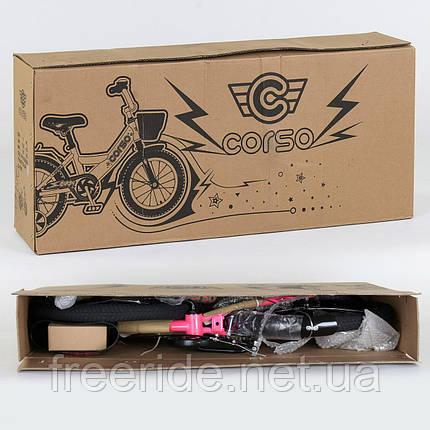 """Детский Велосипед CORSO 20"""" G-20664 (ОРАНЖЕВЫЙ), фото 2"""