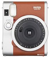 Фотокамера моментальной печати Fujifilm INSTAX MINI 90 NEO CLASSIC BROWN, фото 1