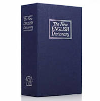 """Книга сейф """"Английский словарь"""" (синий) 24 см, фото 1"""