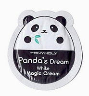 Освітлюючий крем для обличчя Tony Moly panda's Dream White Magic Cream Пробник 1 мл
