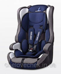 Автокресло Caretero Vivo (9-36 кг) - navy
