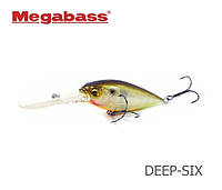 Воблер Megabass Deep-Six #Sunshine Gill