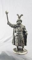 Сувенир фигурка статуэта металл олово сплав ГЕТЬМАН гетман козак УКРАИНА
