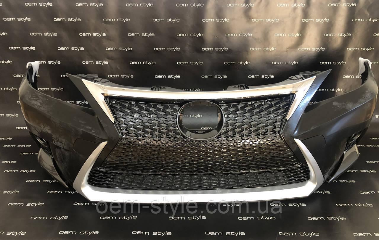 Передний бампер Lexus CT 200 2012-2015