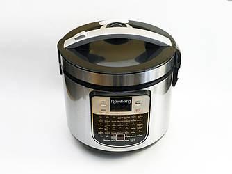Мультиварка Rainberg RB-6209 45 программ + Йогуртница, 6L 1000W