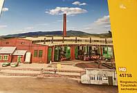 Vollmer  45758 Сборная модель веерного локомотивного депо на 6 стойл!!!
