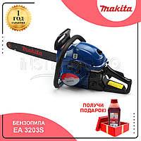 Бензопила Makita EA 3203S (шина 45 см, 3.4 кВт) Польша, Пила Макита EA 3203S